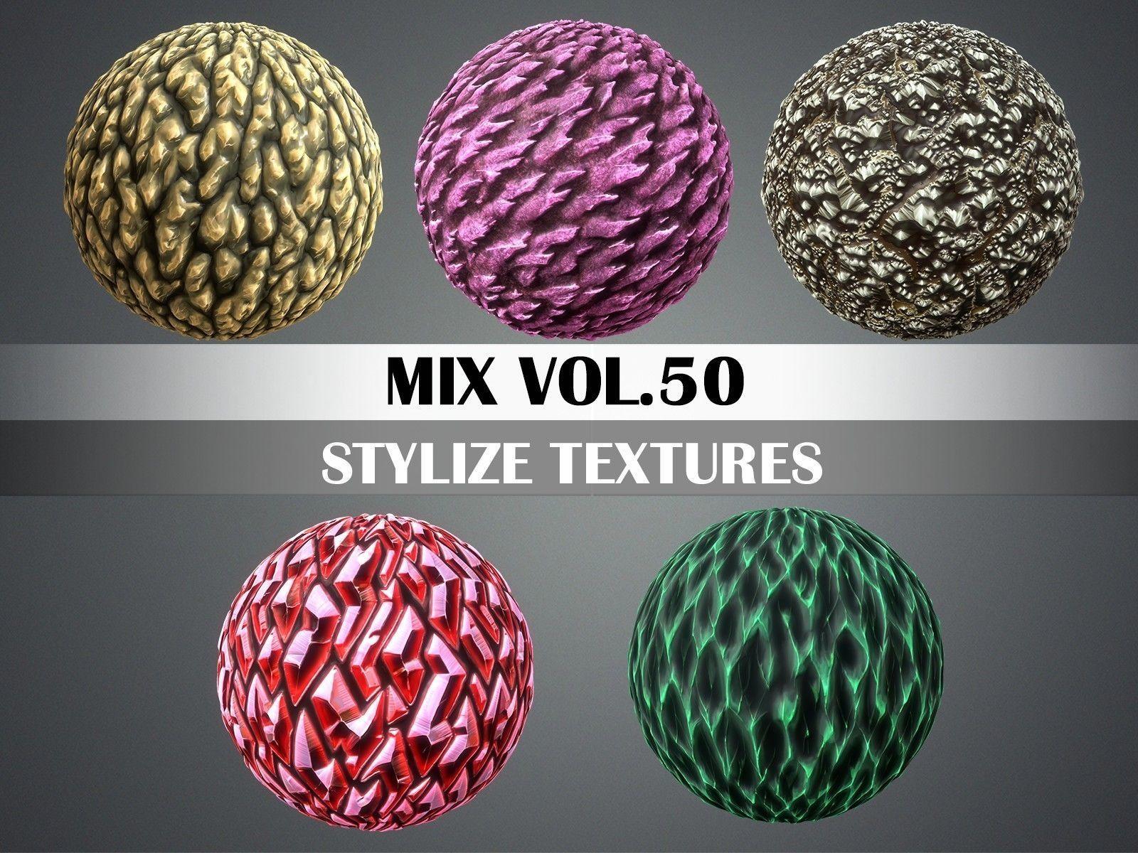 Walls Vol 50 - Game PBR Textures