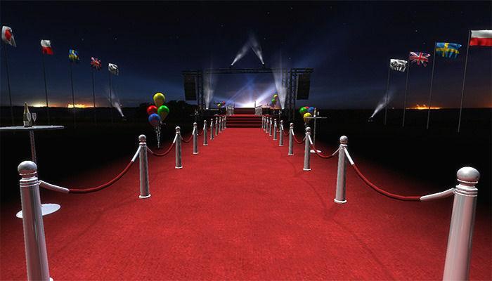 VIP Red Carpet Pack