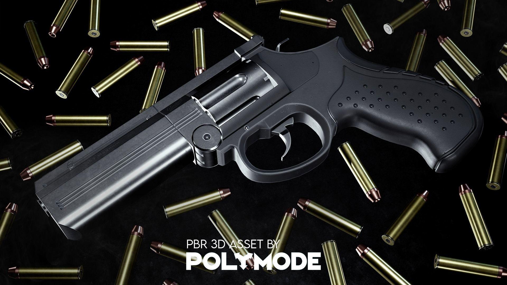 MP-412 REX Game-ready