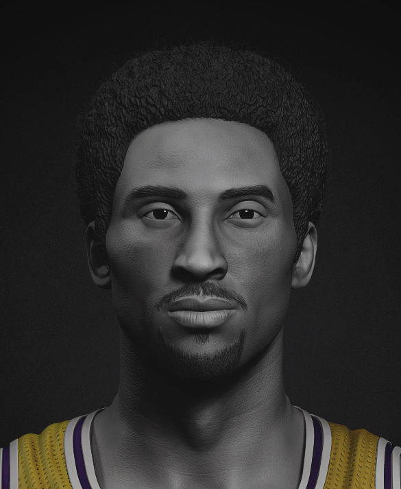Kobe Bryant Bust