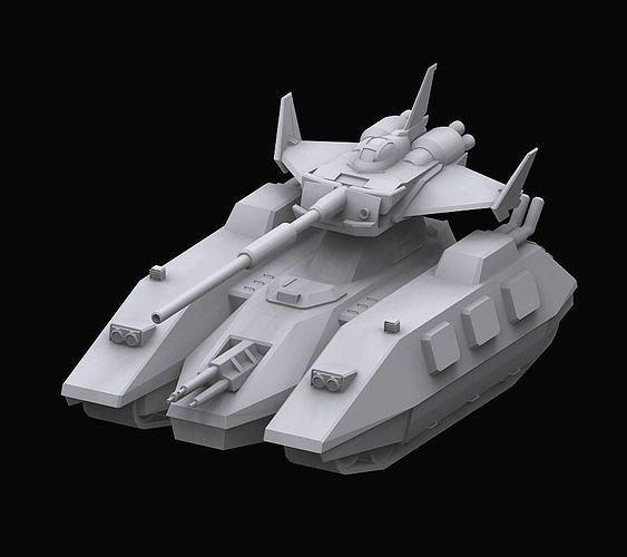 Gundam EF Magella attack model