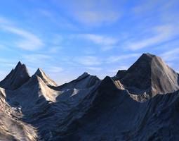 Mountains 3D