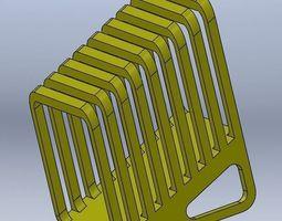 3D print model Paper Organizer