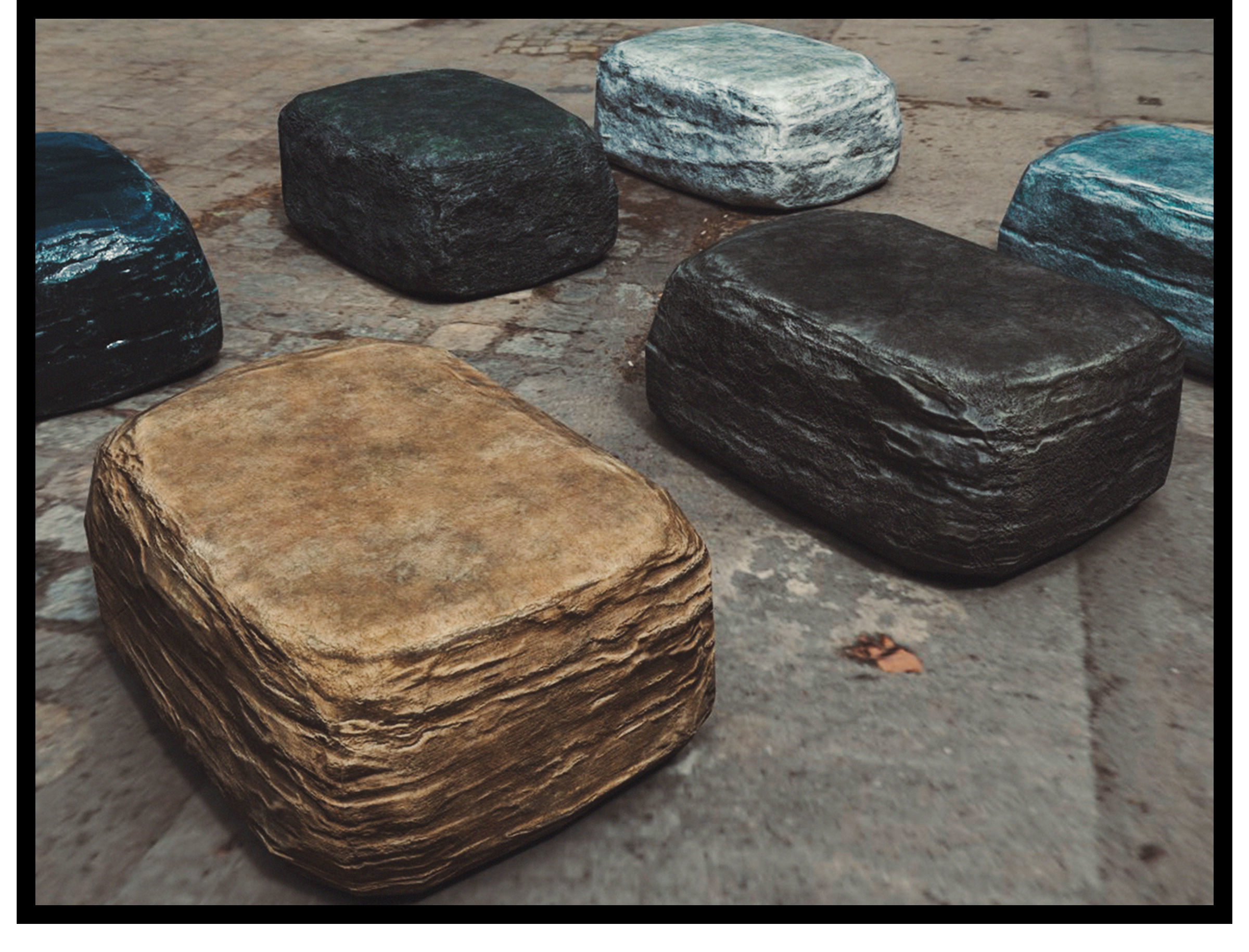 Stone Pack Collection