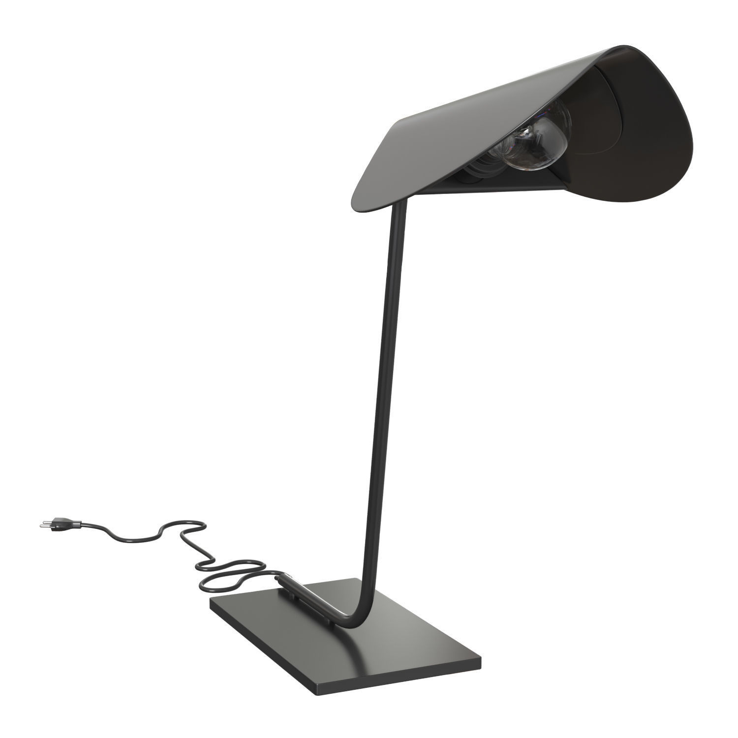 Plume Table Lamp