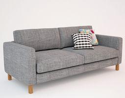 3D couch sofa Sofa