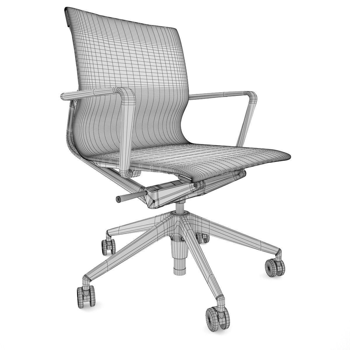 Vitra Physix Office Chair 3D Model .max .obj .fbx ...