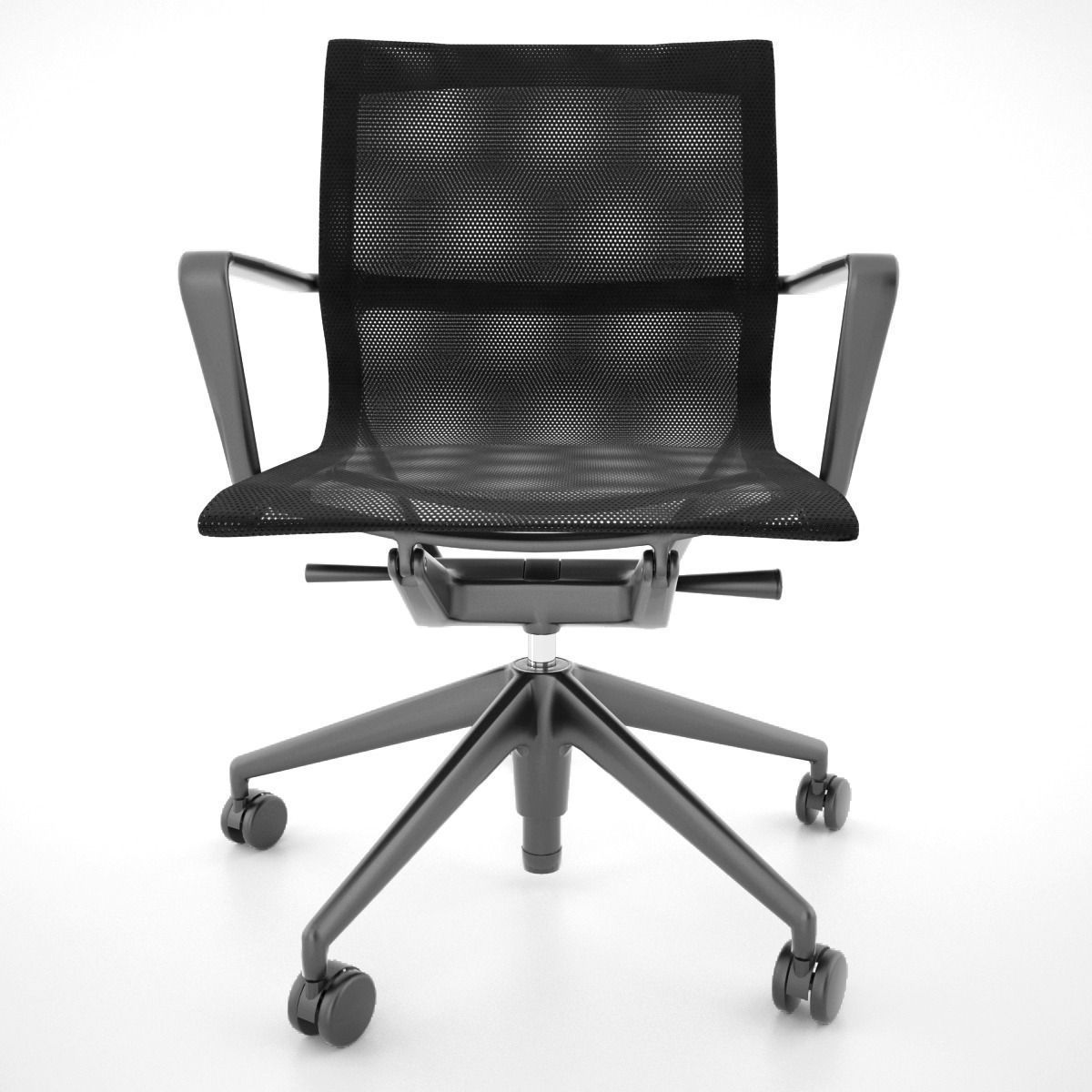 vitra physix office chair 3d model max obj fbx. Black Bedroom Furniture Sets. Home Design Ideas