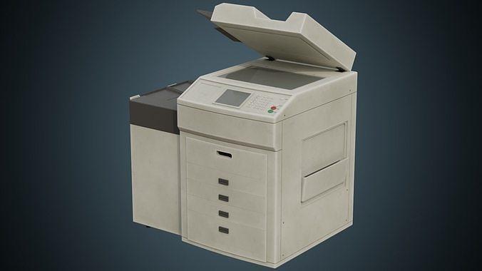 Photocopier 1B