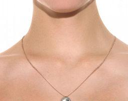 Necklace Skull 3D print model