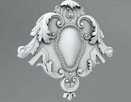 Cartouche 3D model