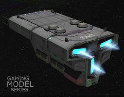 Lite Transport 3D asset