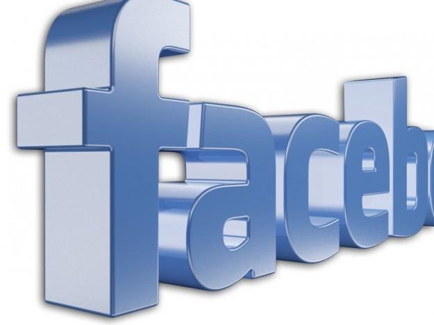 facebook icons and logos 3d model max obj cgtradercom