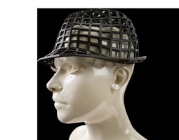 3D printable model Trilby GLS Hat