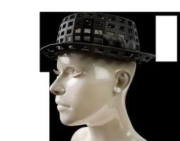 3D printable model Fedora GLS Hat