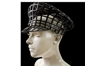 3D printable model Sergeant GLS Hat