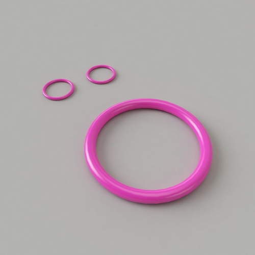 bangle-earrings 3d model obj 1