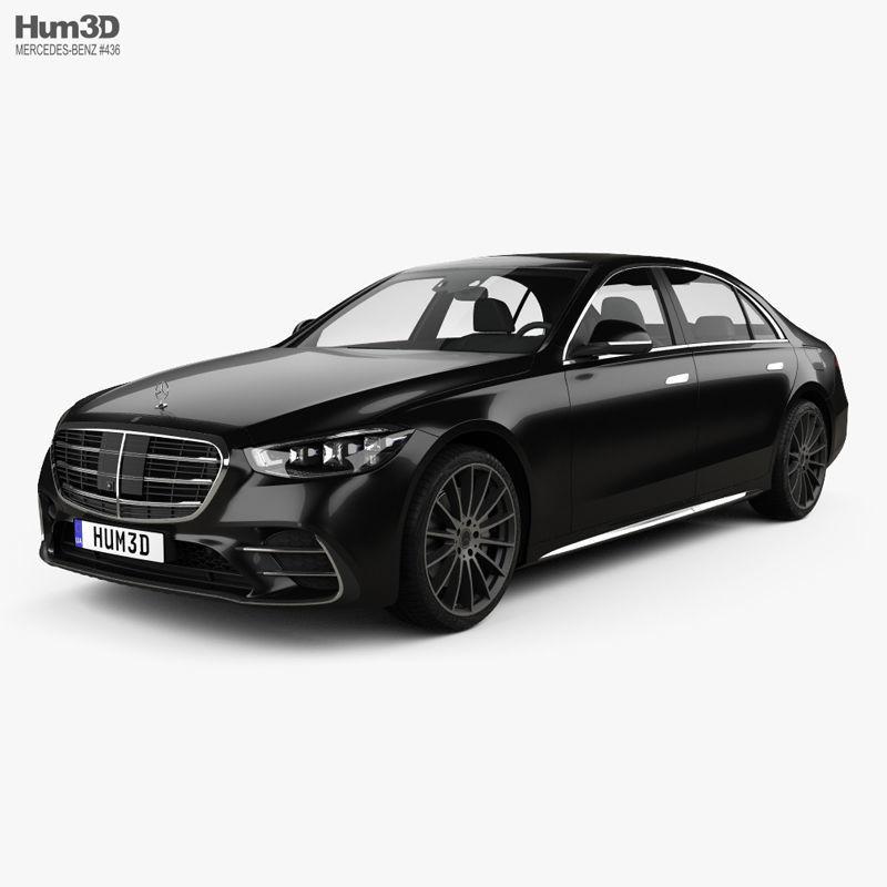 Mercedes-Benz S-Class V223 e LWB AMG-Line 2021