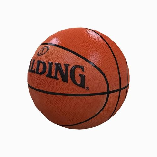 basketball 3d model fbx ma mb 1