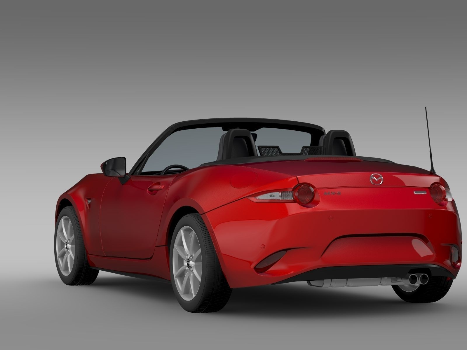 Mazda Mx 5 Nd : mazda mx 5 nd 2016 3d model ~ Aude.kayakingforconservation.com Haus und Dekorationen