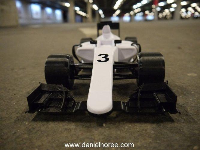 openrc formula 1 car 3d model stl 2