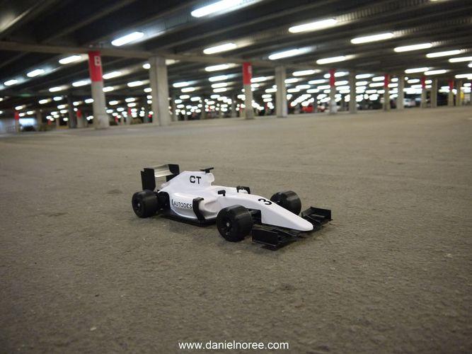 openrc formula 1 car 3d model stl 8