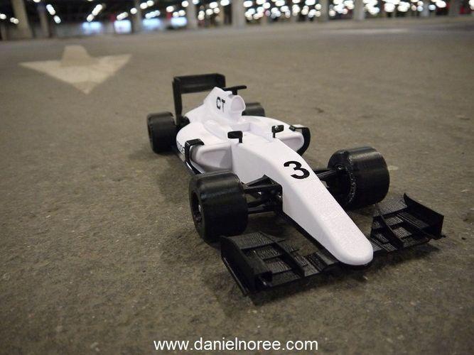 openrc formula 1 car 3d model stl 1