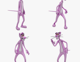 pink panther 4 animation 3d animated