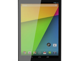 Google Nexus 7 2013 3D Model