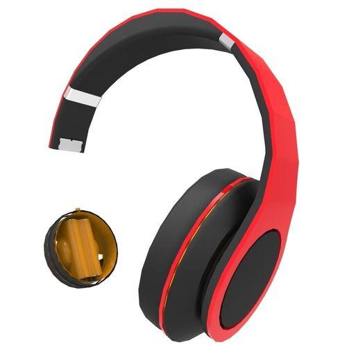 headphones 3d model fbx ma mb 1