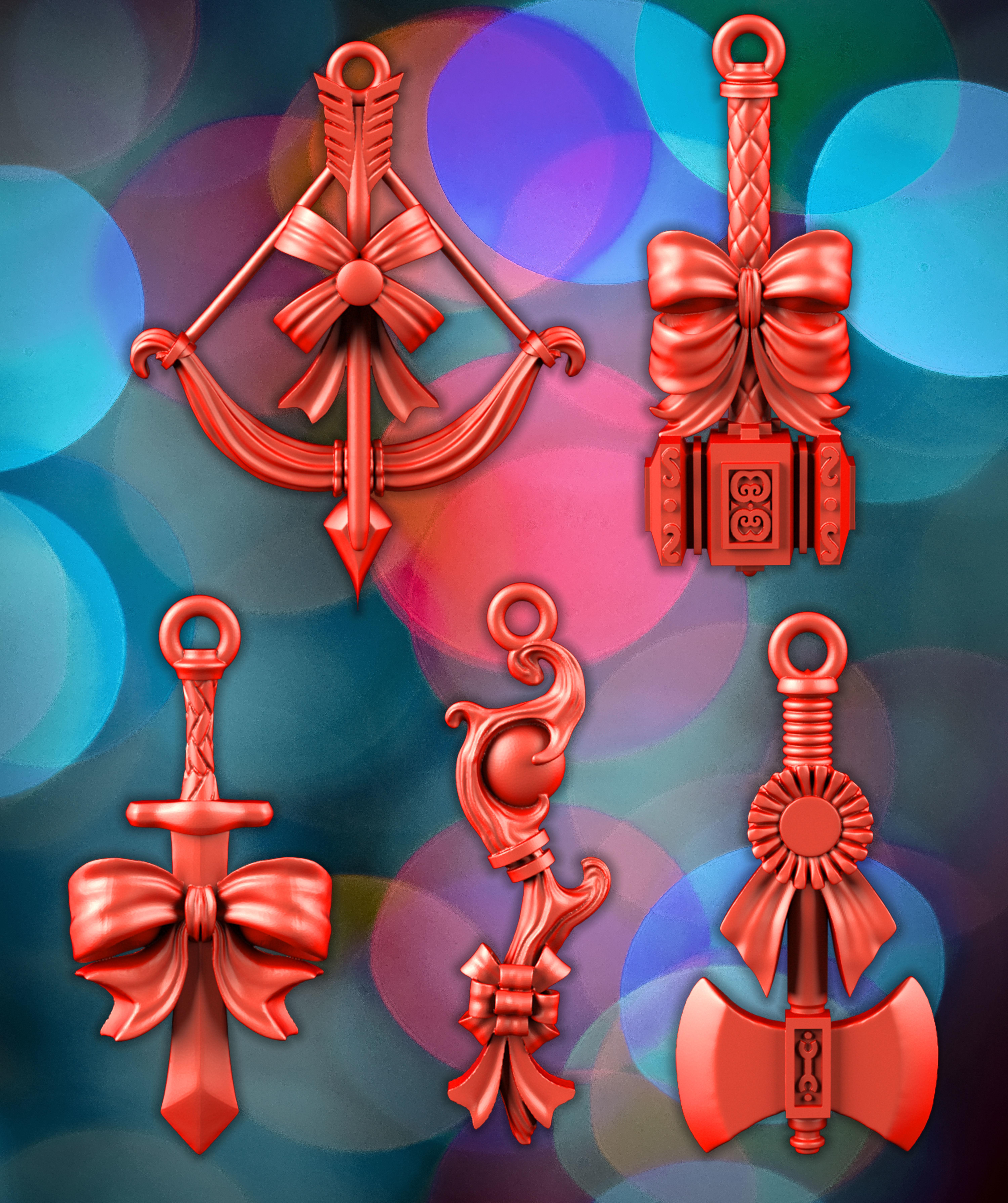 fantasy decorations