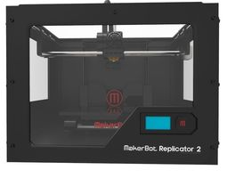 makerbot 3d printer VR / AR ready