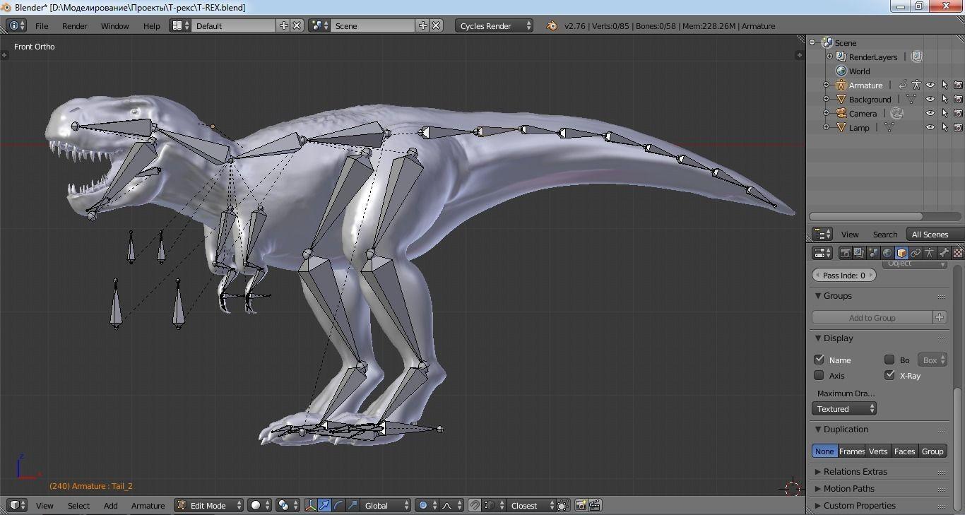 Blender 3D Free Models Download