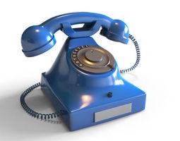 Rotary Phone 3D