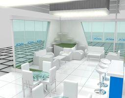 Adacal Exhibition Design 3D