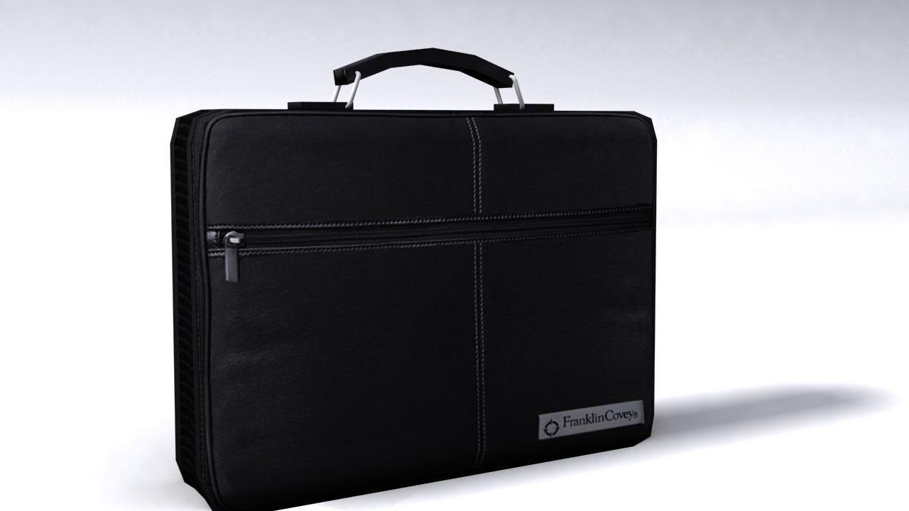 Laptop Bag Low Poly
