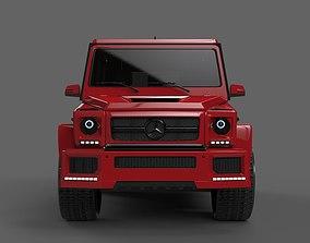 standard 3D Mercedes Gelendwagen G63