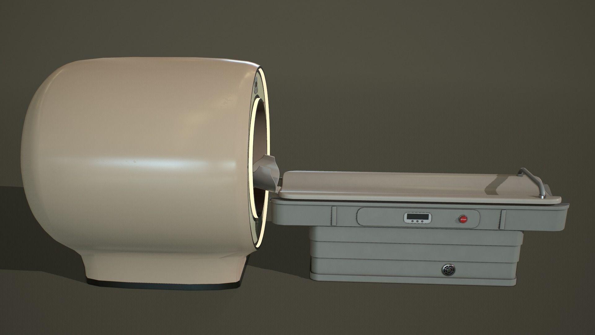 Magnetic resonance imaging PBR