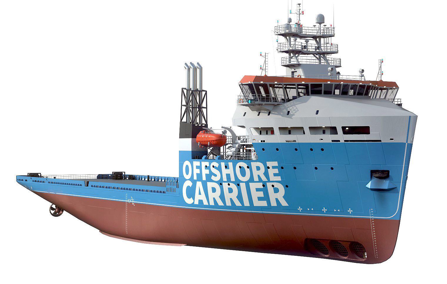 Offshore Carrier Stock hquality