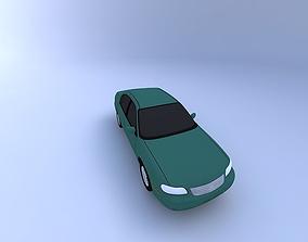 3D Chevy Malibu 97