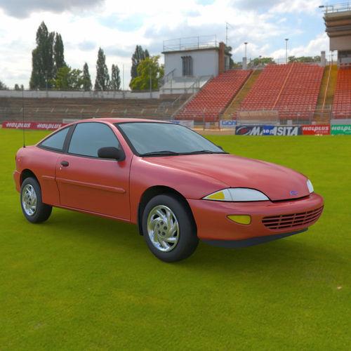 Chevy Cavalier 98 3D Model