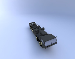 3D Palletized Load System