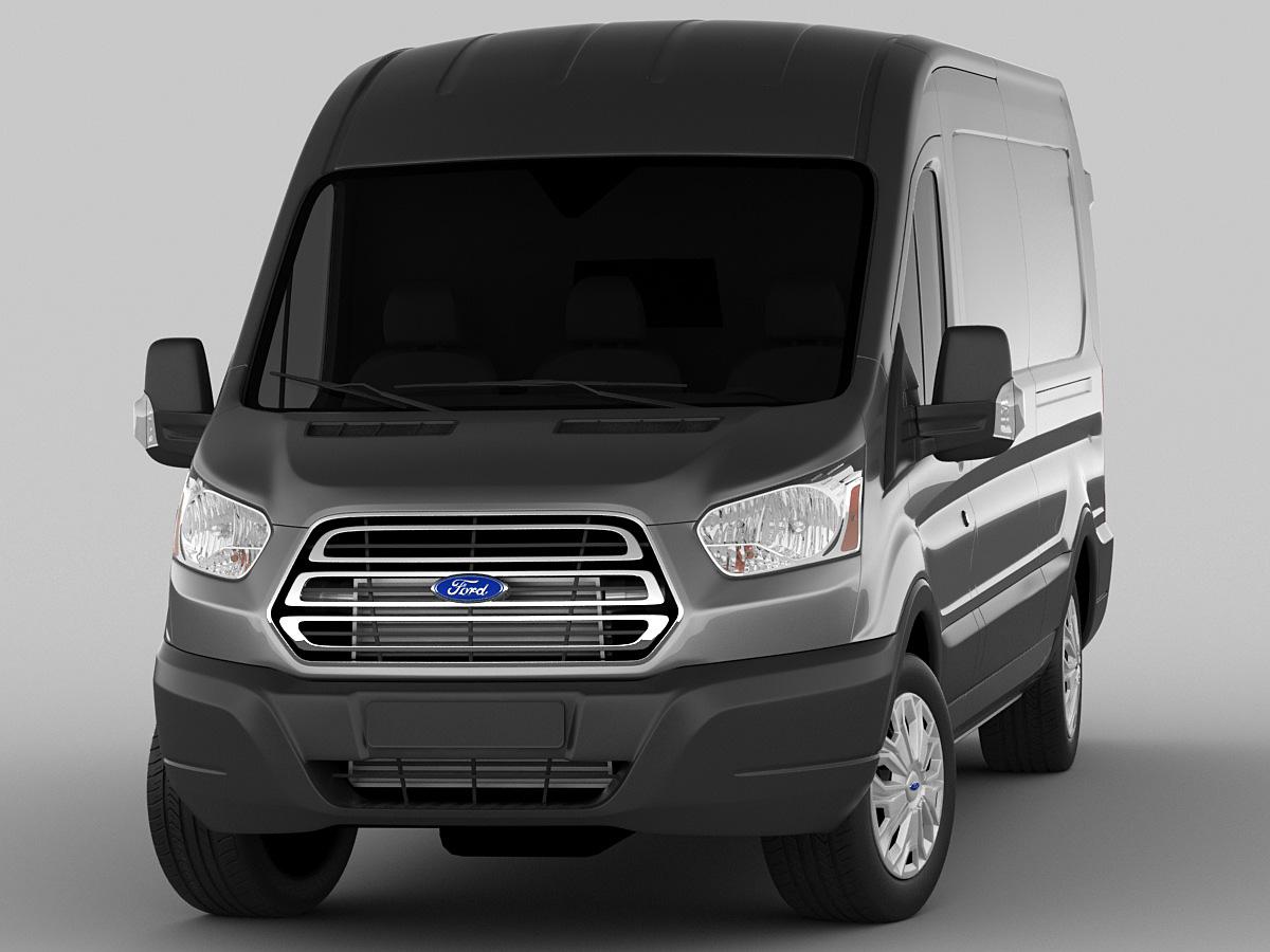 ford transit maxi van 2014 3d model max obj 3ds fbx c4d lwo lw lws. Black Bedroom Furniture Sets. Home Design Ideas