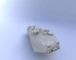 aavp7a1 amphibious troop carrier 3d