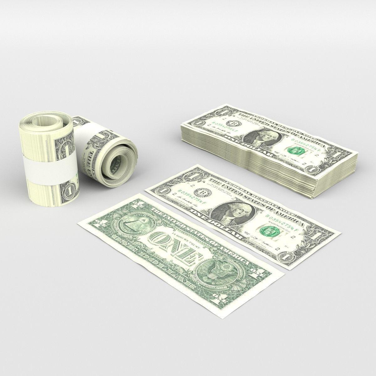 1 US Dollar