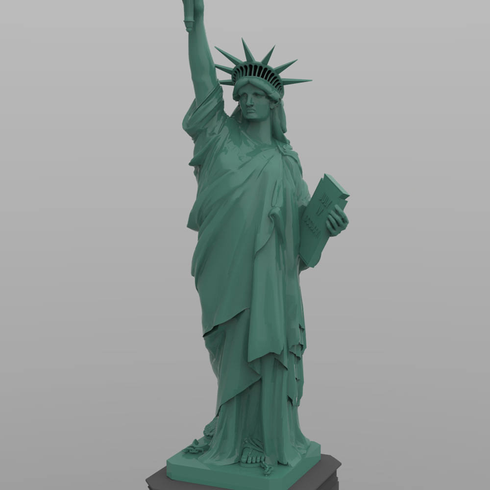 Statue Of Liberty 6 on Neoclassical Food