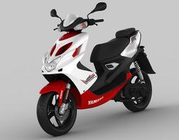 Yamaha AeroX R 2013 3D