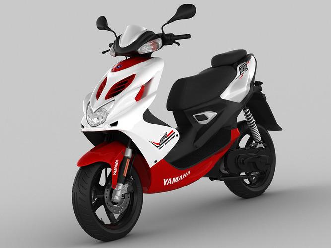Yamaha AeroX R 20133D model