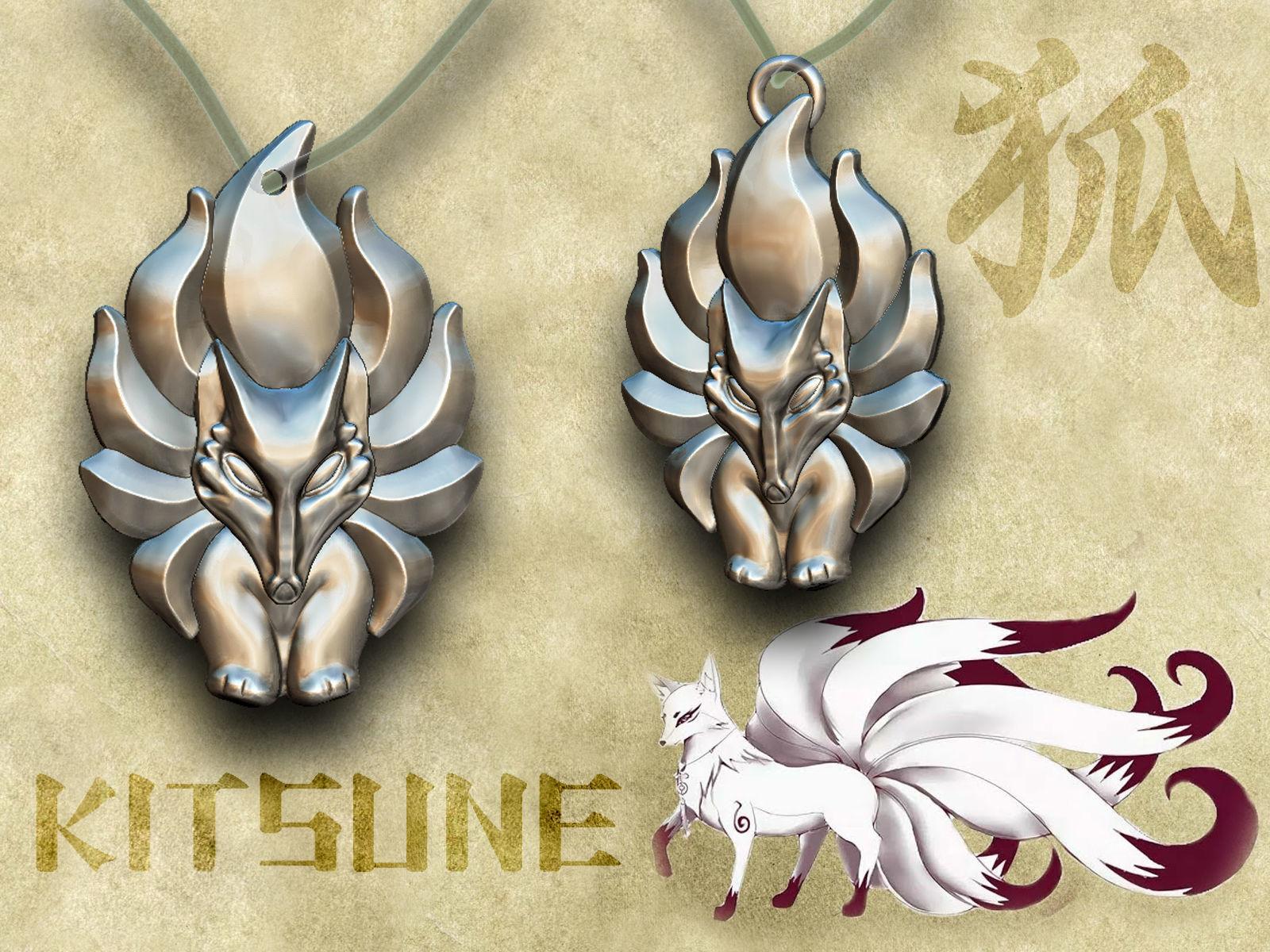 Kitsune - nine-tailed fox