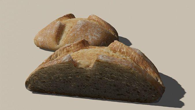 Realistic Bread